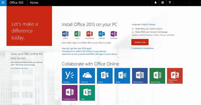 Office 365 Free Download