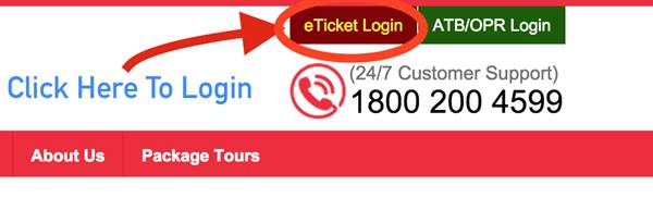 Apsrtc Login Bus Ticket
