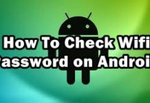 How to Check Wi-Fi Password on Android